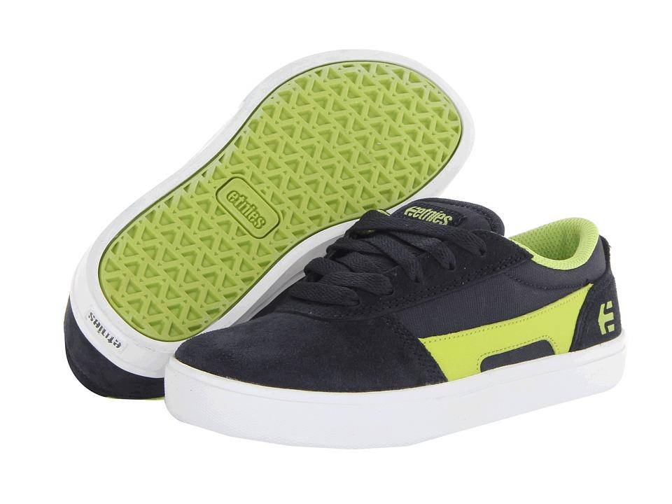 etnies Kids RCT Boys Shoes (Navy)