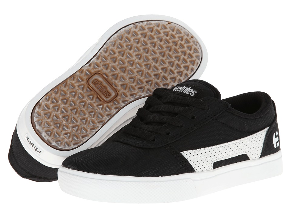 etnies Kids RCT Boys Shoes (Black)