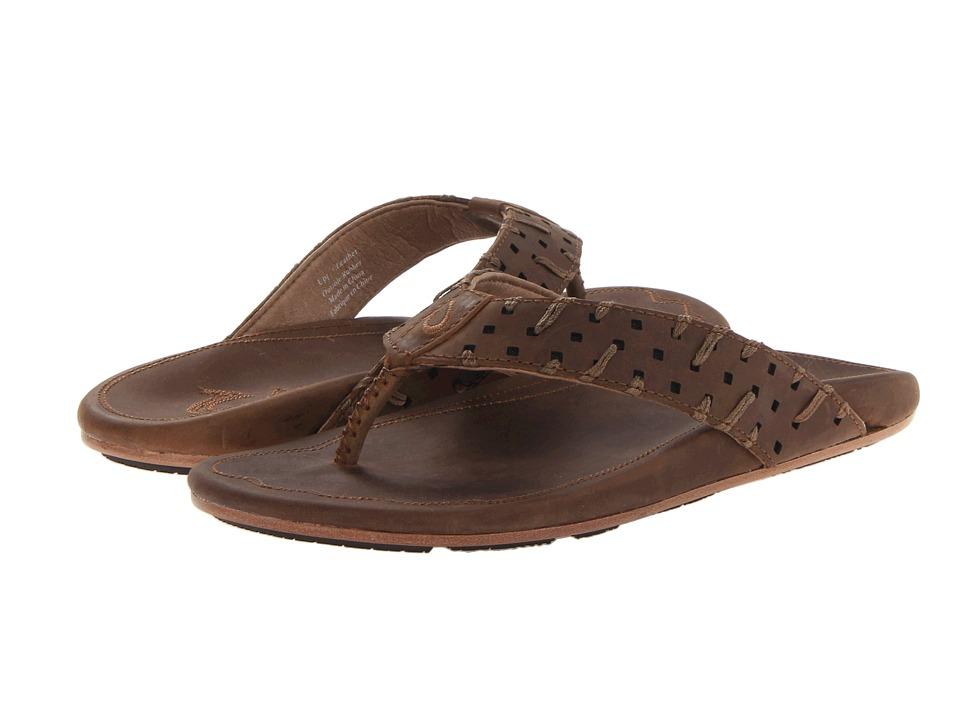 OluKai - Polani (Henna/Henna) Men's Sandals
