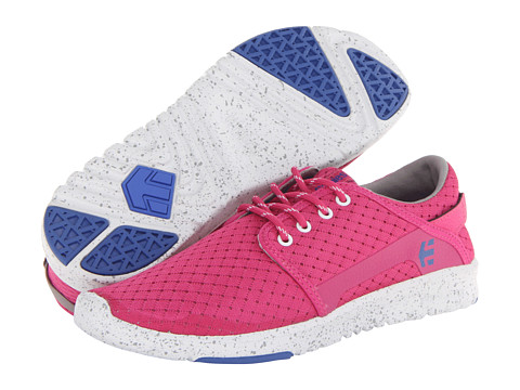 etnies - Scout W (Pink) Women's Skate Shoes