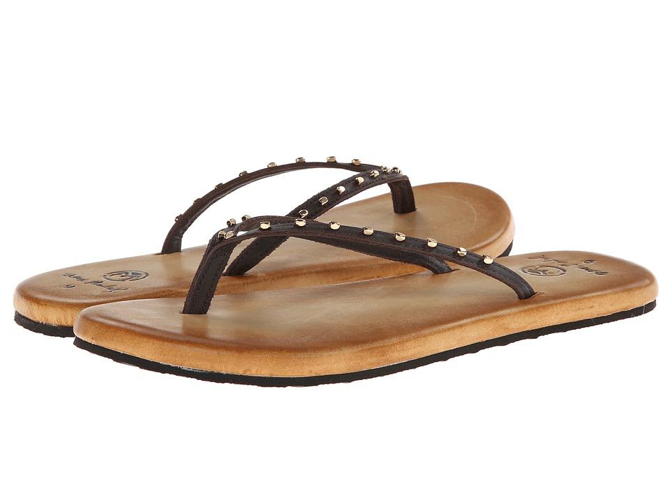 Ocean Minded - Oumi Luxe Flip (Brown/Bronze) Women's Sandals