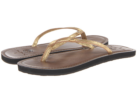 Ocean Minded - Oumi (Gold Metallic) Women