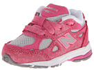 New Balance Kids 990v3 (Infant/Toddler) (Rose)