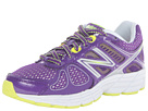 New Balance Kids 860v4 (Little Kid/Big Kid) (Purple)