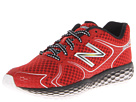 New Balance Kids Fresh Foam 980 (Little Kid/Big Kid) (Red/Black)