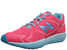 New Balance Kids Fresh Foam 980 (Little Kid/Big Kid) (Pink/Blue)
