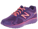 New Balance Kids Fresh Foam 980 (Little Kid/Big Kid) (Purple/Pink)