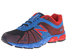 New Balance Kids 890v4 (Big Kid) (Blue/Red)