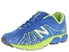 New Balance Kids 890v4 (Little Kid) (Blue/Green)
