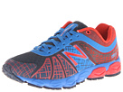 New Balance Kids 890v4 (Little Kid) (Blue/Red)