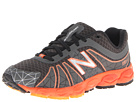 New Balance Kids 890v4 (Little Kid) (Grey/Orange)