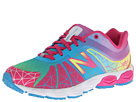 New Balance Kids 890v4 (Big Kid) (Rainbow)