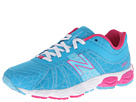 New Balance Kids 890v4 (Little Kid) (Blue/Pink)