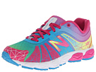 New Balance Kids 890v4 (Little Kid) (Rainbow)