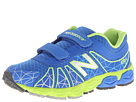 New Balance Kids KG890v4 (Little Kid) (Blue/Green)