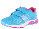 New Balance Kids KG890v4 (Little Kid) (Blue/Pink)