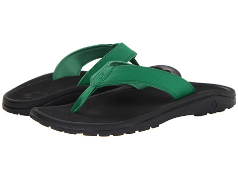 OluKai - Ohana (Spearmint/Black) Men's Sandals