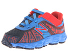 New Balance Kids KV890v4 (Infant/Toddler) (Blue/Red)