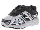 New Balance Kids KV890v4 (Infant/Toddler) (Black/Silver)