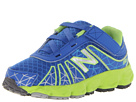 New Balance Kids KV890v4 (Infant/Toddler) (Blue/Green)