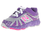 New Balance Kids KV890v4 (Infant/Toddler) (Silver/Purple)