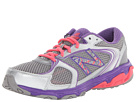 New Balance Kids KJ635 (Little Kid/Big Kid) (Pink/Purple)