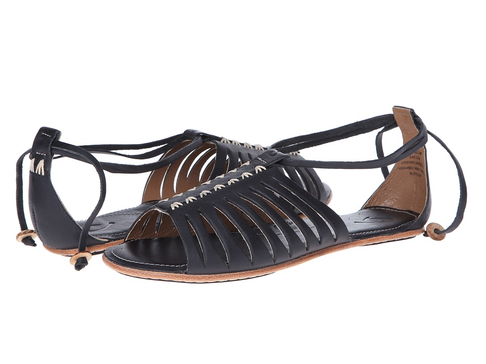 OluKai - Hikina (Night/Ginger) Women's Sandals
