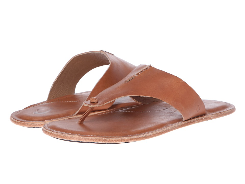 OluKai - Hema (Ginger/Ginger) Women's Sandals