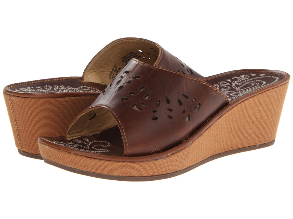 OluKai - Noho Lio (Natural/Natural) Women's Sandals