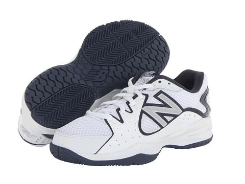 New Balance Kids - KC786 (Little Kid/Big Kid) (White/Navy) Boys Shoes