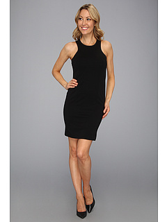 SALE! $42.99 - Save $55 on Kenneth Cole New York Elysia Ponte Tank Dress (Black) Apparel - 56.13% OFF $98.00