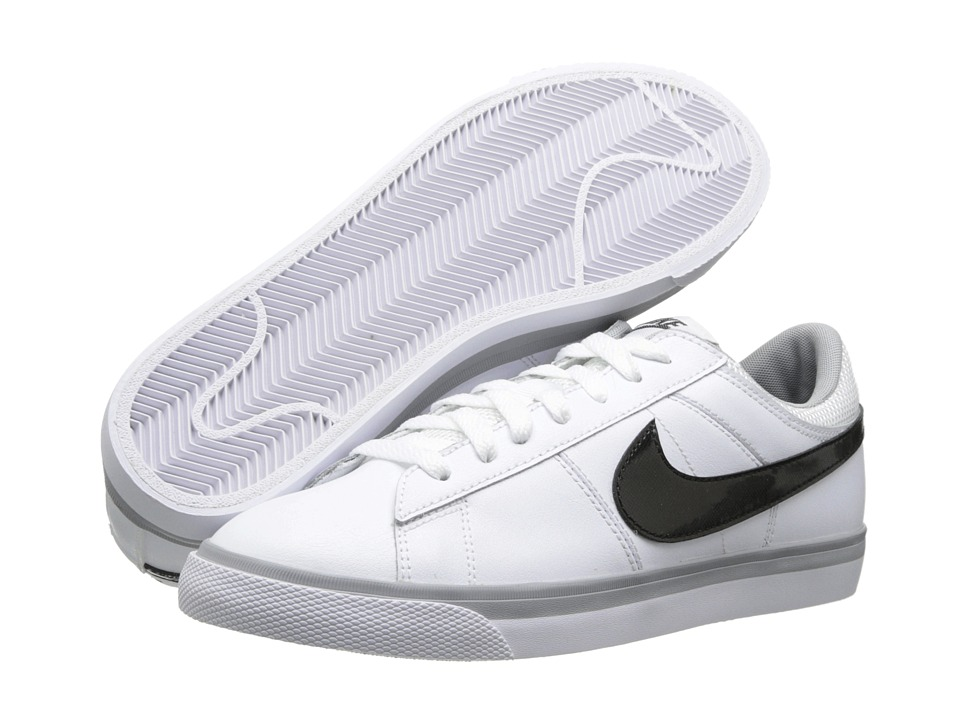 Nike - Match Supreme (White/Metallic Silver/White/Black) Women's Shoes