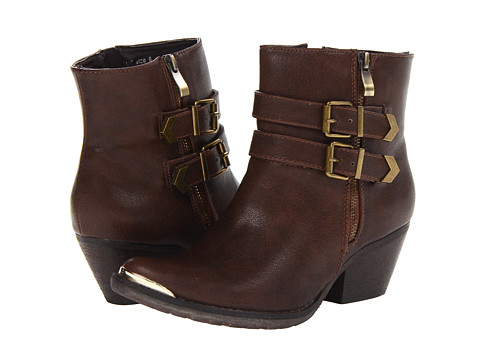 VOLATILE - Spiked (Brown) Women's Boots