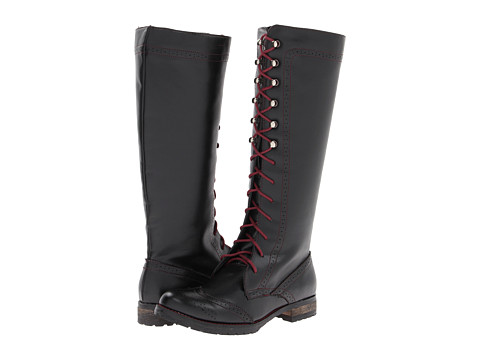 VOLATILE - Luna (Black) Women's Lace-up Boots