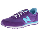 New Balance Kids 501 (Little Kid/Big Kid) (Purple/Blue)