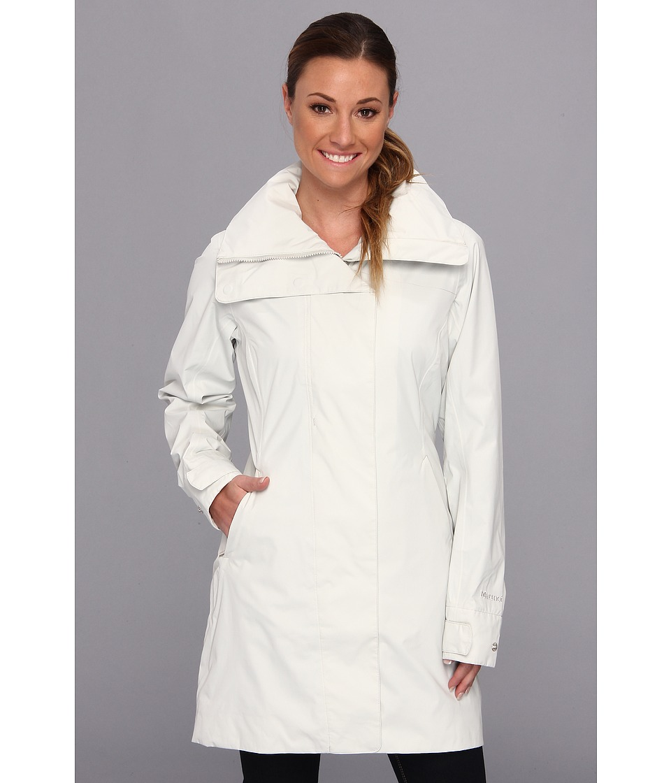 Marmot - High Street Jacket (Glacier Grey) Women's Coat