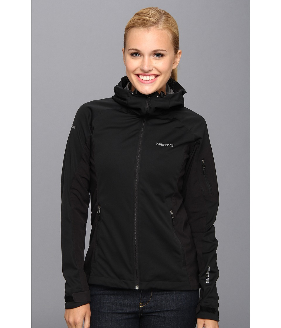Marmot - ROM Jacket (Black) Women's Coat