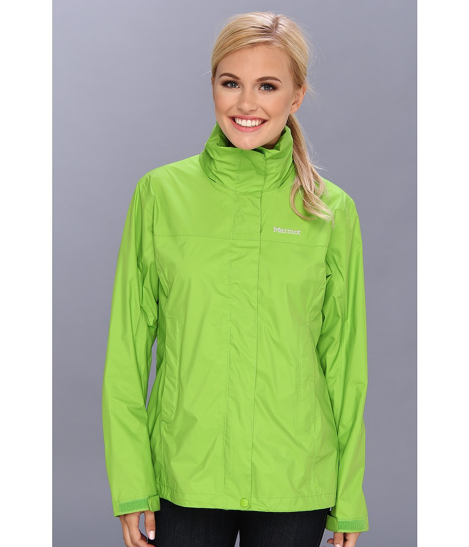 Marmot - PreCip Jacket (Green Envy) Women's Jacket