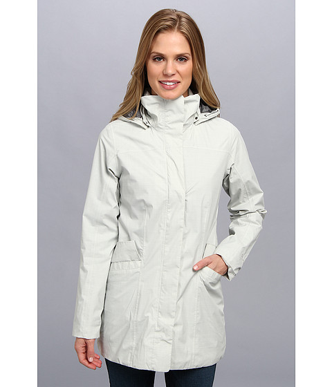 Marmot - Whitehall Jacket (Glacier Grey) Women's Coat