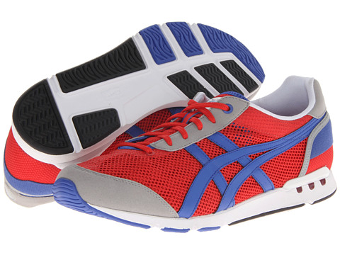 Onitsuka Tiger by Asics - Metro Nomad (Red/Blue) Athletic Shoes