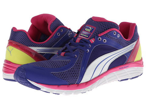 PUMA - Faas 600 S Wn#39;s (Spectrum Blue/Beetroot Purple) Women's Running Shoes