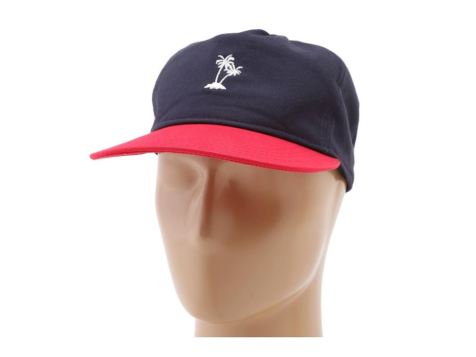 Vans - Palmeo Snapback (Navy) Baseball Caps