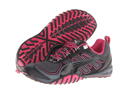 PUMA - Fells Trail (Turbulence/Black/Beetroot/Purple) Women's Running Shoes