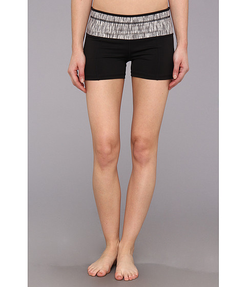 Prana - Brea Short (Black) Women's Shorts