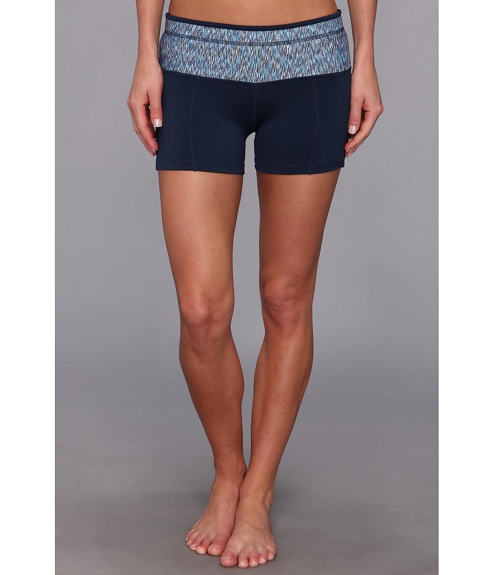 Prana - Brea Short (Dress Blue) Women's Shorts