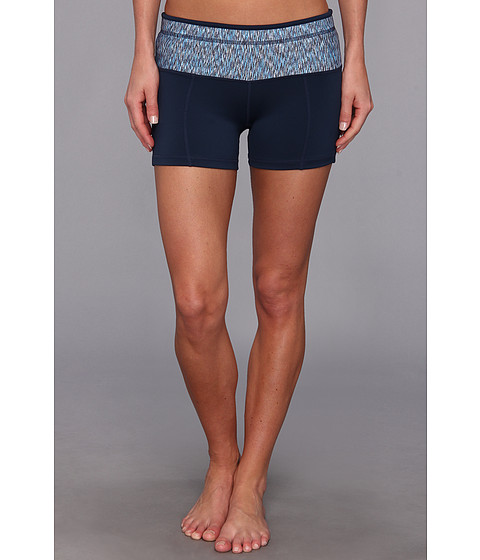 Prana - Brea Short (Dress Blue) Women's Shorts