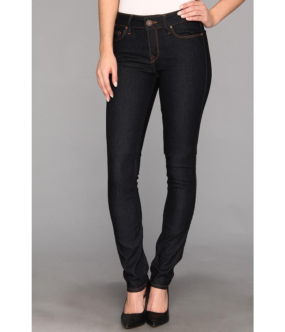Mavi Jeans - Alexa Mid-Rise Super Skinny in Rinse Super (Rinse Super) Women