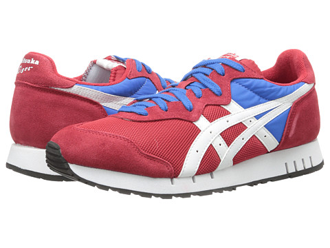 Onitsuka Tiger by Asics - X-Caliber (Red/White) Lace up casual Shoes