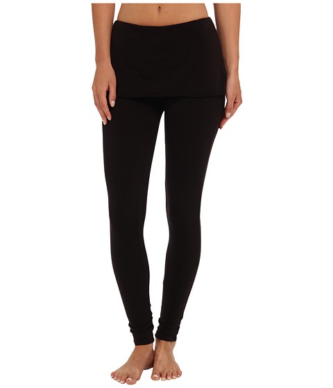 Prana - Satori Legging (Black) Women's Casual Pants