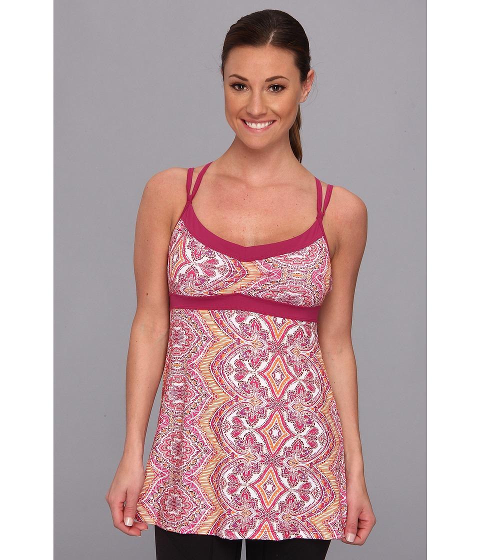Prana - Kaley Tunic Top (Fuchsia Bali) Women's Sleeveless